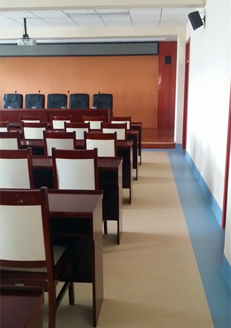 会议室塑胶地板