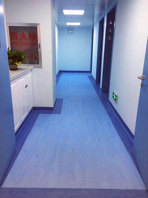 美容院塑胶地板